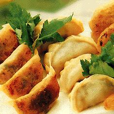 Fried Pork Dumplings