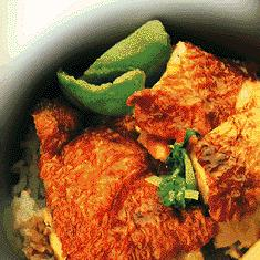 Simmered Rice with Chicken