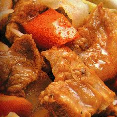 Stewed Spareribs [1]