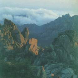LaoShan Mountain